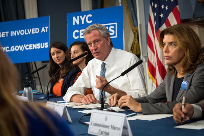 市長宣布原特殊高中改革計畫 重啓新計畫。(本報檔案照)