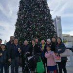 洛縣耶誕節慶祝活動 羅蘭岡華協受邀參加