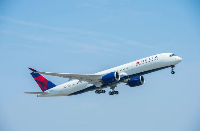 來自加拿大溫哥華的10歲女孩Janice Xu,26日下午乘坐達美航空2423航班從洛杉磯飛往西雅圖的途中發病身亡。(達美官網圖片)