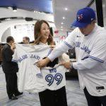 MLB/柳賢振穿99號 扛加拿大「冰球大帝」光環