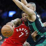 NBA/羅瑞轟30分 暴龍復仇綠衫軍