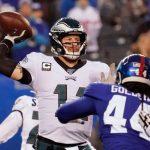 NFL/老鷹拿下國聯東區冠軍 牛仔季後賽希望破滅