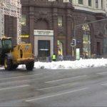 暖冬缺雪 莫斯科跨年求助人造雪