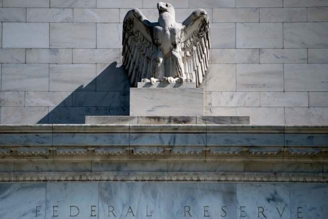 通貨膨脹恐慌是Fed的最大目標,然後才是經濟疲軟。(Getty Images)