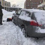 2死 中西部風暴引發近500起交通事故