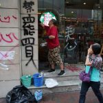 下半年經濟負成長3%…香港商家自救 黃、藍經濟圈互槓