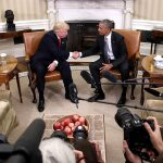 川普、歐巴馬不相上下 榮膺全美最受敬仰男士