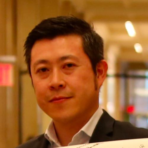 46歲的金融高管劉傳凱,又名湯姆。(取自領英 )