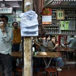 催淚煙瀰漫 香港小食店食物受污全倒掉