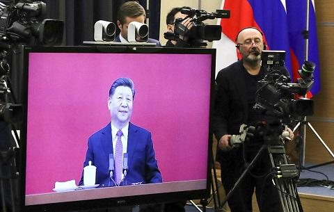 保護記者委員會)11日在一份報告中指出,今年中國關押至少48名新聞記者,多於其他任何國家。(美聯社)