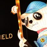 〈圖輯〉Hello Panda Festival 120組彩燈絢爛閃耀