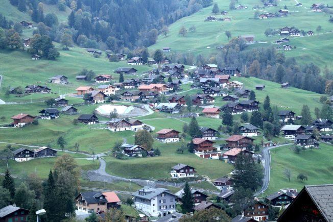 德國、瑞士絕色山水間 來一趟華麗旅程