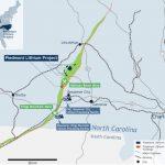 北卡鋰礦資源 獲聯邦批准開採