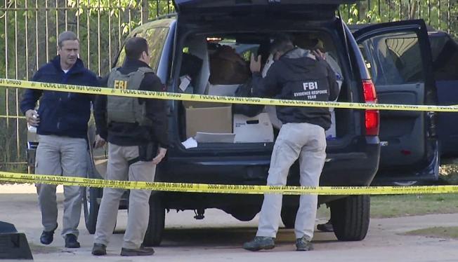 联邦调查局探员一般会参加调查失踪案。 (美联社)