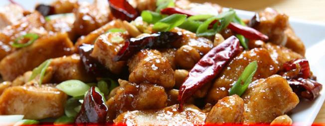 皇后區森林小丘「上海點點心」的菜餚。(取自上海點點心網站)