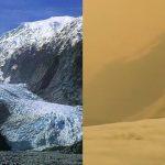 野火燒!澳洲下令東岸遊客撤離 紐西蘭冰川變焦糖
