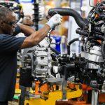 美製造業景氣 陷10年最弱