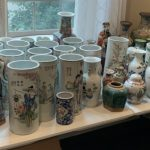 華婦收集瓷器 退休樂無窮