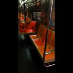 紐約瘋傳「地鐵都坐哪個位置」 總統參選人也來湊熱鬧