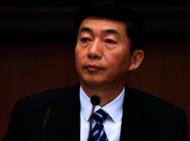 在方興未艾的反送中浪潮中,甫卸任山西省委書記的駱惠寧,被任命為新的中共香港中聯辦主任。(新華社資料照片)