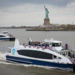 紐約市渡輪乘客 去年激增3成 達630萬人次