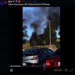 聖塔克拉利塔小飛機墜毀 1死