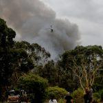 澳野火恐再燒數月 威脅雪梨供電