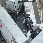 華人長巴賓州大車禍 5死者確定 包括司機馮雙清