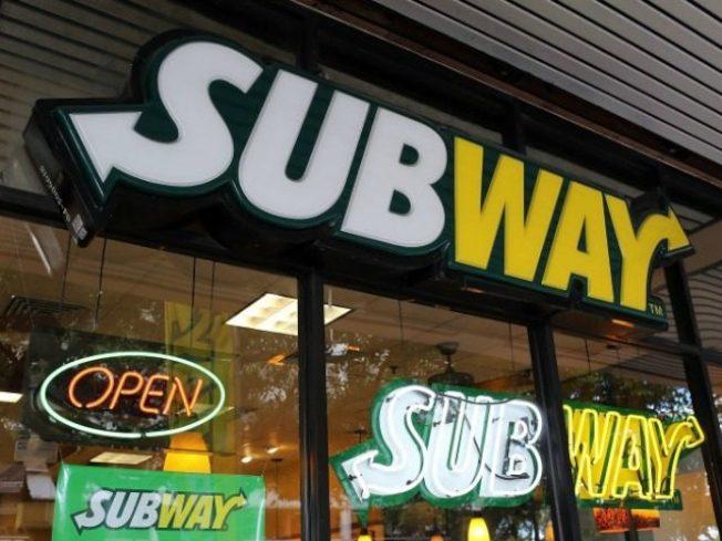 「賽百味」(Subway) 2018年在全美銷售額達到108億元,位居最賺錢速食店第三。(Getty Images)