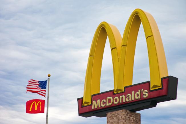2018年在全美銷售額達到385億元的「麥當勞」,是全美最賺錢速食連鎖店。(TNS)