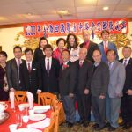 南加全僑回敬中華會館晚宴 300人聯歡