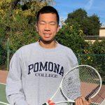 亞凱迪亞高中男網隊長馮昭博 早期錄取波莫那學院