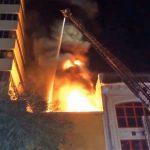 佛州坦帕四川餐館 失火