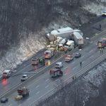 賓州5死車禍 警方說明細節 認領行李須先登記