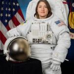 太空飛行289天! 北卡州立大學校友科赫 破女太空人紀錄