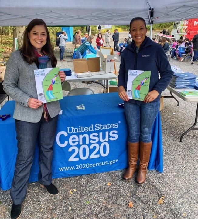 北卡州官員呼籲民眾積極參與2020年人口統計。(臉書官網)