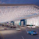 為期5年 夏樂道格拉斯國際機場 候機樓擴建
