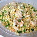 料理功夫|青豆玉米炒雞蛋蝦仁