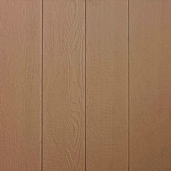 合成材料持久耐用,且可模擬各種不同質感和顏色的款式。(取自HomeDepot)
