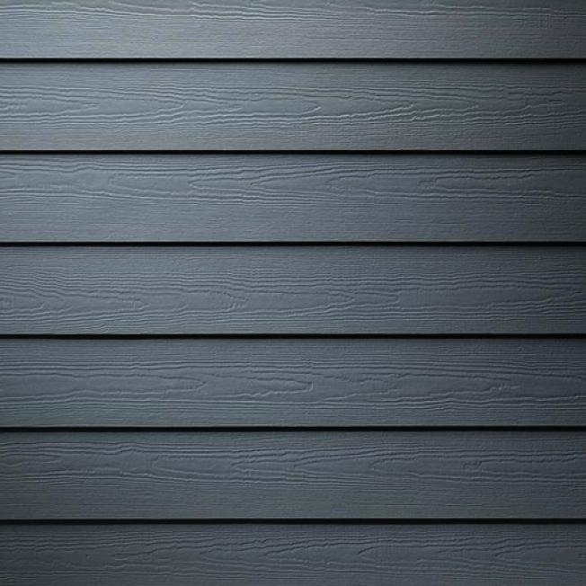 纖維水泥也是一種不必太多維護的外牆材料。(取自HomeDepot)