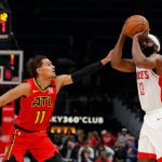 NBA/哈登、楊恩40分級大三元對決 改寫聯盟歷史