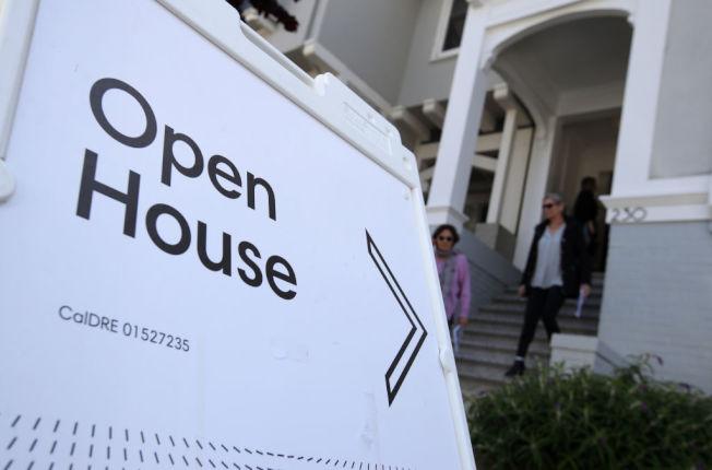 舊金山以高房價聞名。(Getty Images)