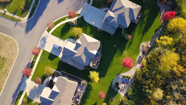 長久以來,中產階級意味有自己的房子。(Pexels)
