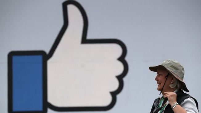 中國雖禁止境內用戶使用推特、臉書等,對外卻視它們為「輿論戰」的重要陣地。(Getty Images)