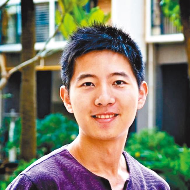 華人工程師曾爍(圖,曾爍朋友提供)在搶劫中不幸身亡。