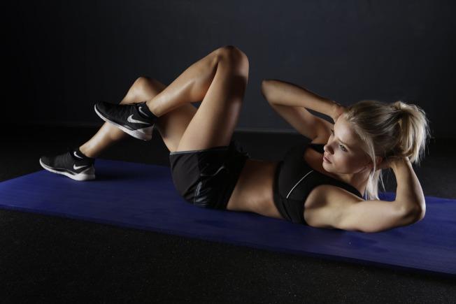 有良好的運動習慣,才能讓肌膚常保青春美麗。圖/摘自 pexels