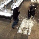 史丹福購物中心Bloomingdale's被砸 搶走8萬元珠寶