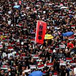 反送中動盪 香港每5人1憂鬱 與遭恐襲地區相若