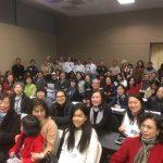 奇諾岡警局安全講座 華人踴躍參與