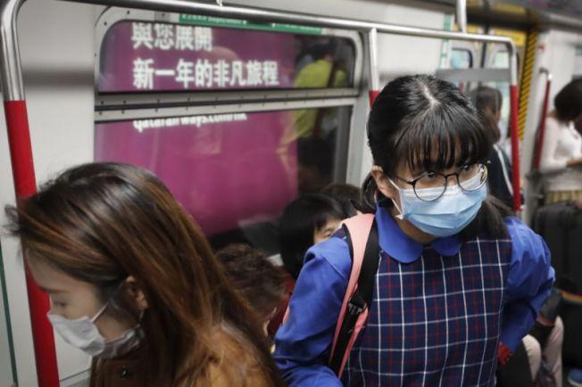 新型冠狀病毒疫情重災區湖北武漢已有17人死亡。(美聯社)